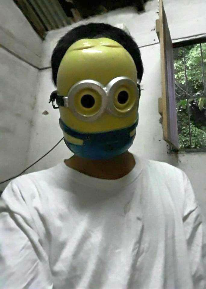 mask greeny