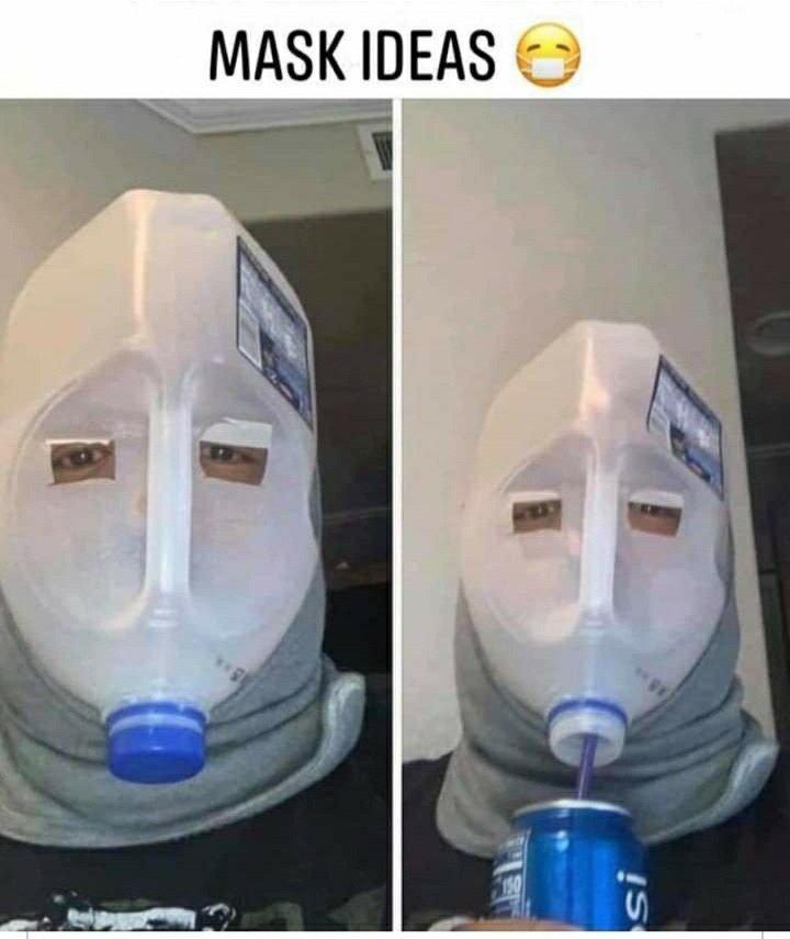 mask idee