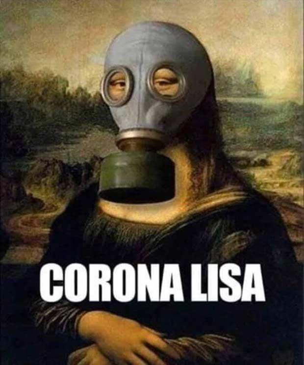 mask lisa