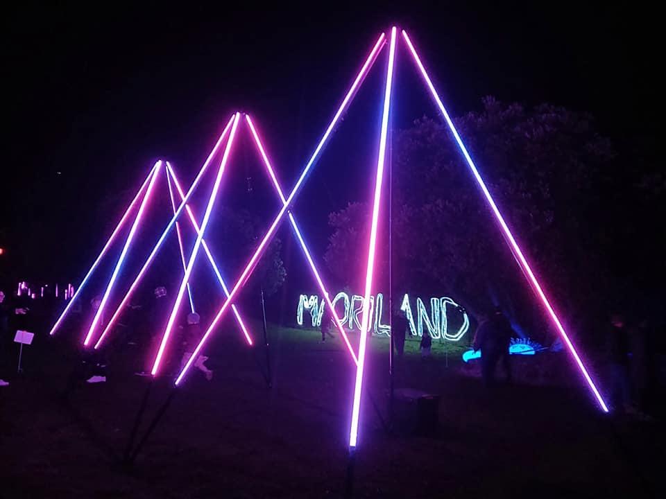 Matariki pyramids 2